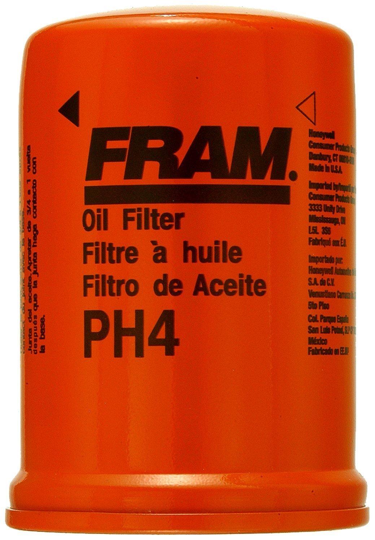FRAM PH4 Extra Guard Passenger Car Spin-On Oil Filter rm-FTA-PH4