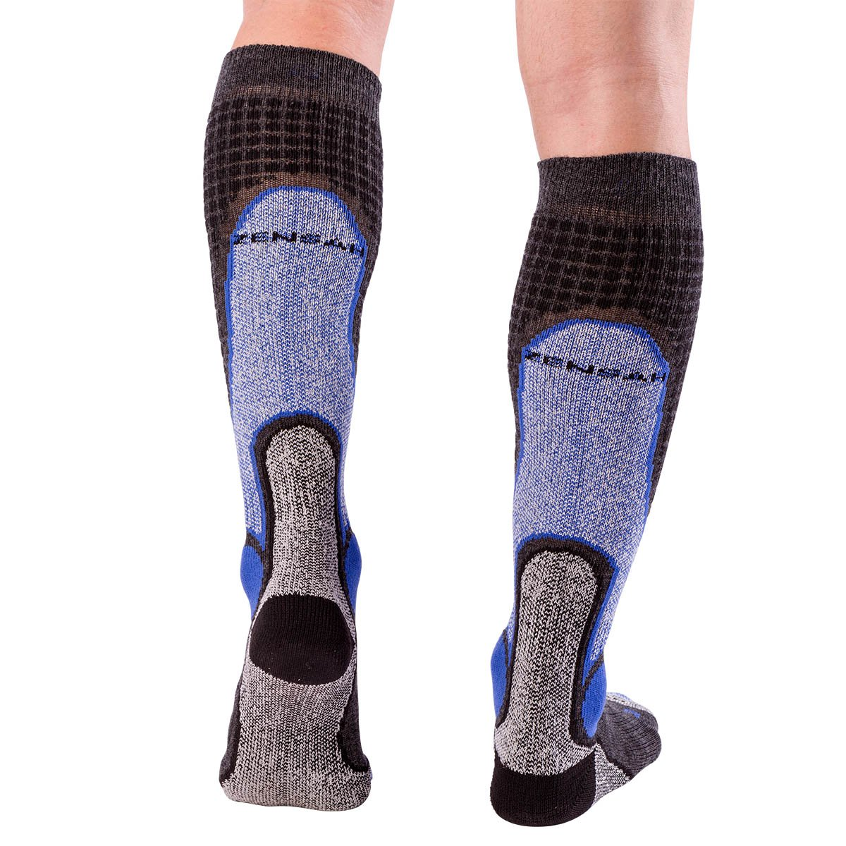 0e79bca2c9541 Amazon.com : Zensah Ski Socks - Warm Merino Wool Skiing / Snowboard Socks  for Men and Women : Sports & Outdoors