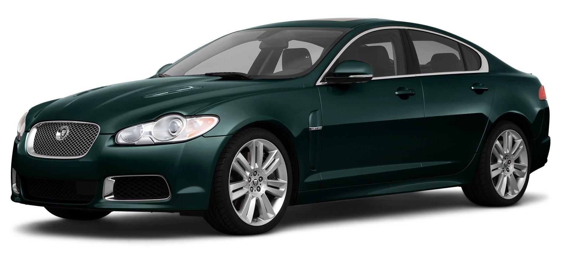 2010 Jaguar XFR, 4 Door Sedan