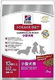 サイエンスダイエット シニアアドバンスド 小型犬用  高齢犬用 3kg