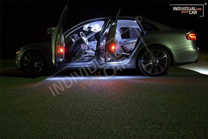 Innenraumbeleuchtung Set Für A4 B8 Limousine Cool White Auto