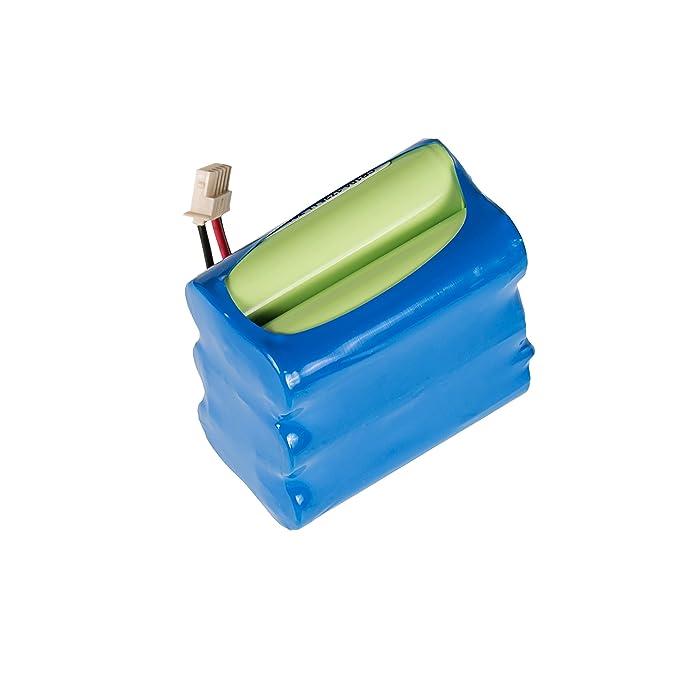 Green Cell® 4409709, GPRHC202N026 - Batería para robot limpiaparabrisas iRobot Braava 380, 380T, 390, 390T, Mint 5200, 5200B, 5200C (Ni-MH celdas 2500 mAh ...