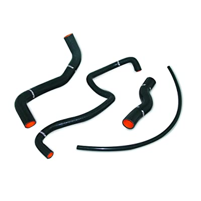 Mishimoto MMHOSE-350Z-03BK Silicone Radiator Hose Kit Fits Nissan 350Z 2003-2006 Black: Automotive