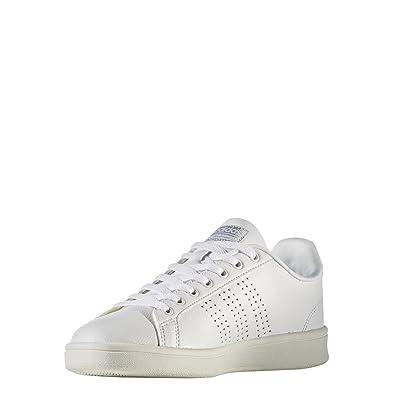 adidas CF Advantage Cl W, Chaussures de Fitness Femme, Blanc