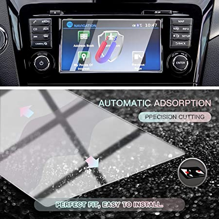 Cdefg Für Nissan Qashqai J11 Navigation Glas Elektronik