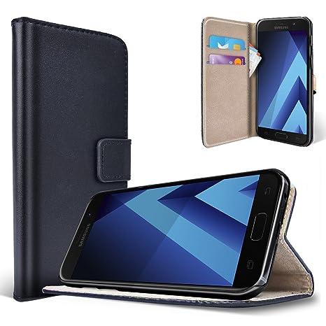saii Funda Samsung Galaxy A5 2017 [Estilo Libro y Cierre ...