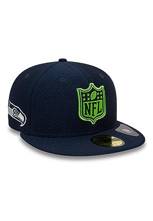 NFL - Gorra de béisbol - para Hombre Seattle Seahawks 7 3/8 ...