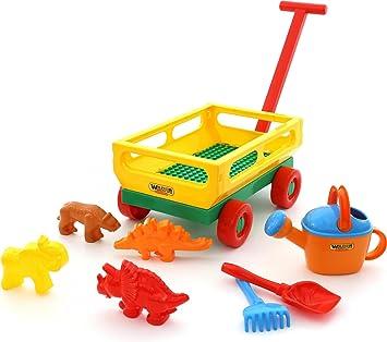 Polesie Polesie45737 - Juego de carritos (8 Piezas): Amazon.es: Juguetes y juegos