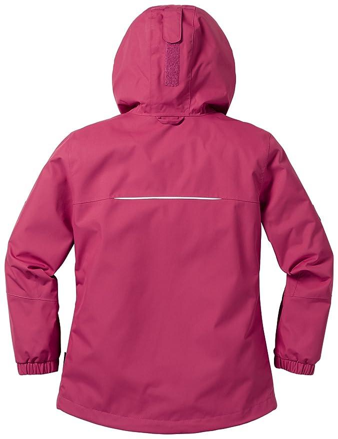 letzte Auswahl Beamten wählen wie man wählt Jack Wolfskin Iceland 3 in 1 3 in 1 Jacket Girls: Amazon.co ...
