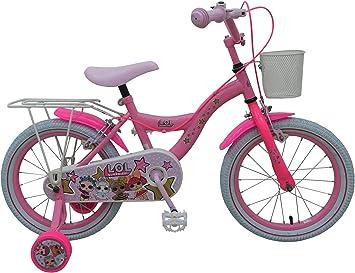 Bicicleta Niña Chica LOL Surprise16 Pulgadas Freno Delantero y ...