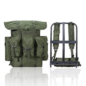Amazon.com  G.I. Military Surplus Rucksack Alice Pack c1487215856