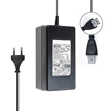 Fuente de alimentacion Impresora Adaptador Cargador Portátil para HP PSC 1415 1315 1507 5610 5510 2510 0950-4466, 0957-2094, 0957-2153, 0957-2178, ...