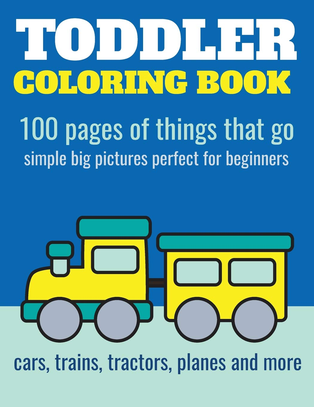 Coloring Book Pages For Toddlers