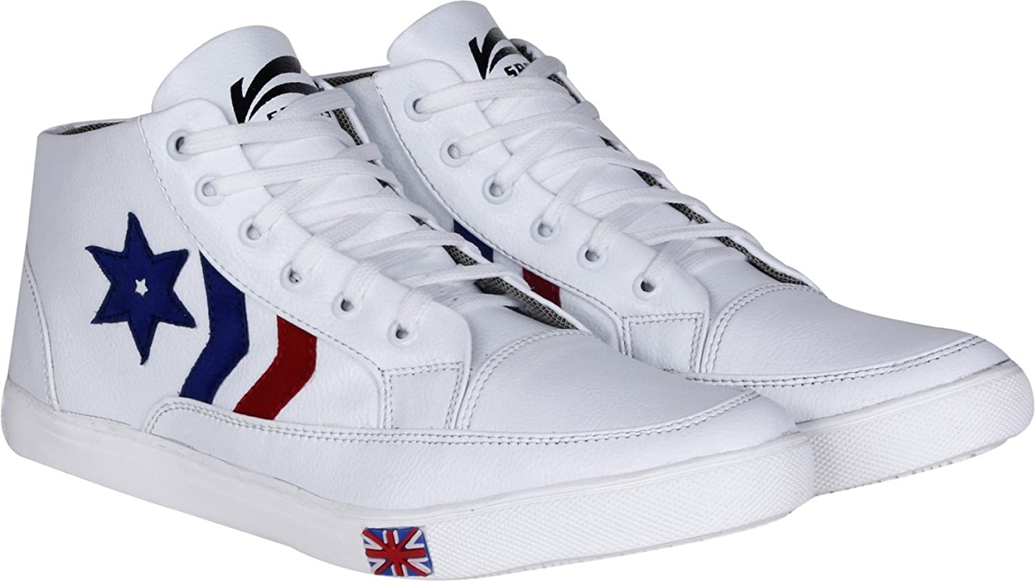 Mid Ankle Length Sneakers Casual Shoes