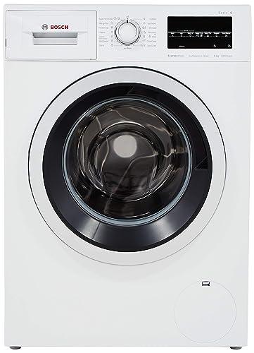 8. Bosch 8 kg Inverter Front Loading Washing Machine