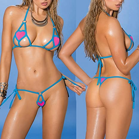 beach bikini the string G on