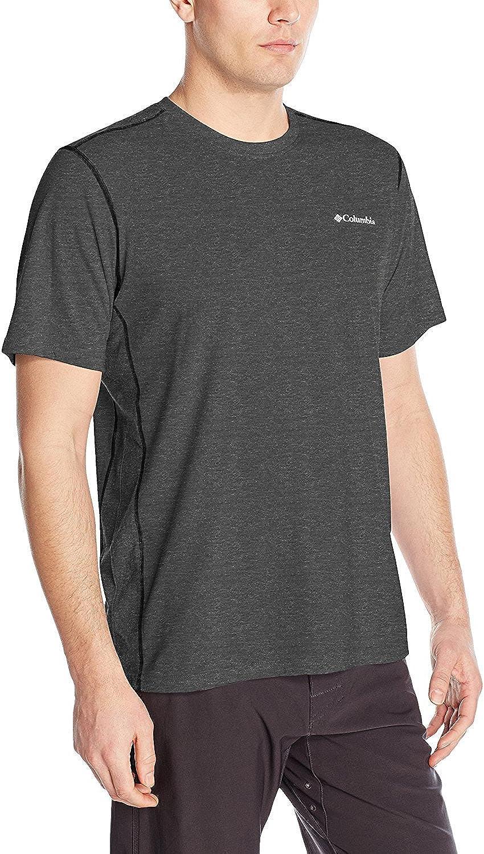 Columbia Men's Silver Ridge Short Sleeve Tee