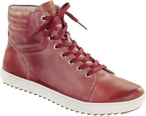 7aa01016f24e0f Birkenstock Bartlett Naturleder Schuhe normal red - 38  Amazon.it ...