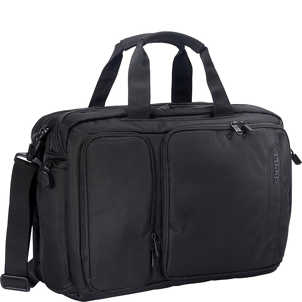 eBags Professional Laptop Briefcase (Black) by eBags (Image #1)