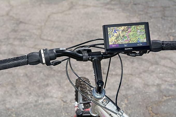 Mini General Bicycle Motorcycle Handlebar Bracket Mount Fit for Garmin Nuv GPS