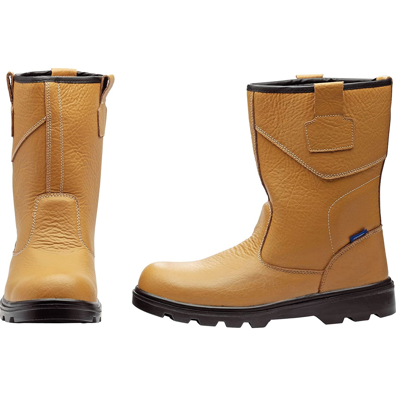DRAPER 85972 Rigger Stil Stil Stil Sicherheit Stiefel gelb 85976 04d111