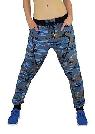Camouflage Star Starke Jogginghose S Gorilla Damen Sporthose amp;lu xXHxzwv