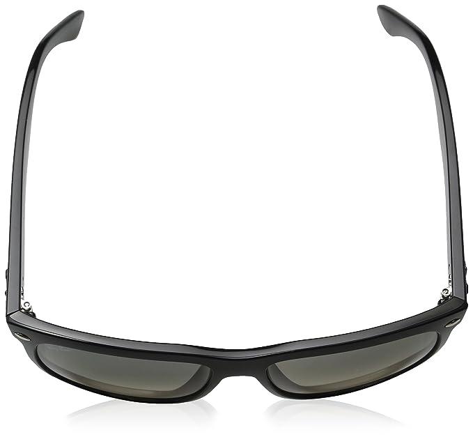 905c1bb724e Amazon.com  Ray-Ban RB4147 - BLACK Frame CRYSTAL GREY GRADIENT Lenses 56mm  Non-Polarized  Ray-Ban  Clothing