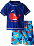 iXtreme Little Boys Shark, Whale, Crab 2-Piece...