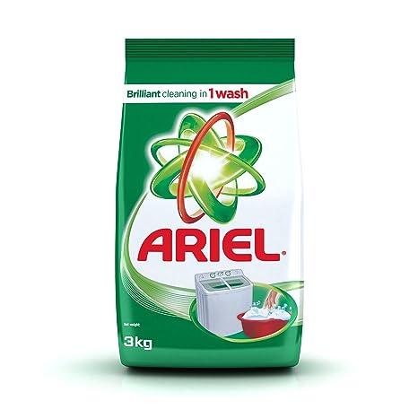 Ariel Washing Detergent Powder 3 Kg Pack