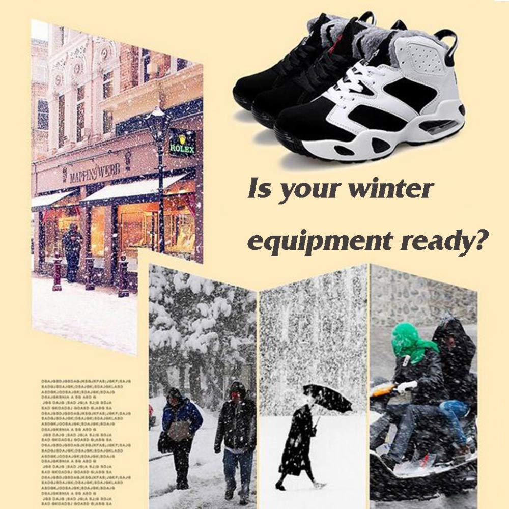 Sportschuhe Kunstpelz Gefütterte Laufschuhe Männer Winter Warme Ankle Stiefel Im Im Im Freien Beiläufige Flache Beleg-Schuhe 2cffaa