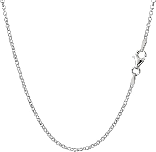Sterling Silver Rolo Chain 1.4mm