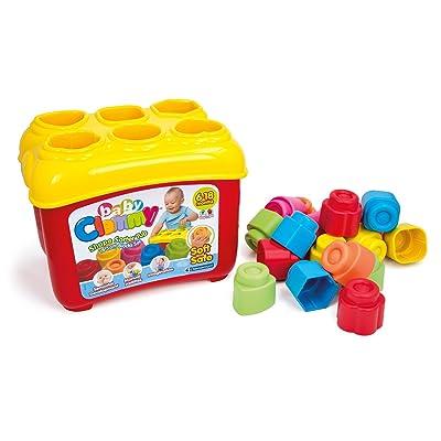 Clementoni Clemmy Shape Sorter: Toys & Games