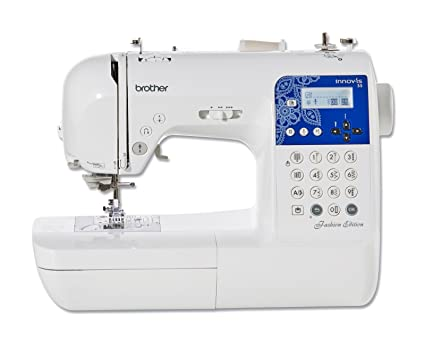 Brother Innovis 55 Fashion Edition maquina de coser