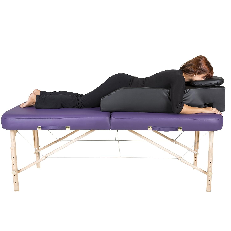 Amazon EARTHLITE Pregnancy Massage Cushion & Headrest Full