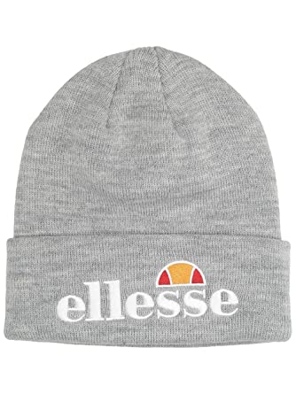 97935fb9 ellesse Velly Grey Beanie: Amazon.co.uk: Clothing