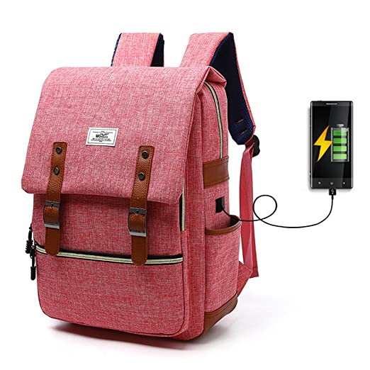 """7 opinioni per iCasso Zaino per PC portatile 15,6"""" , Laptop Borsa Backpack leggero Viaggio"""