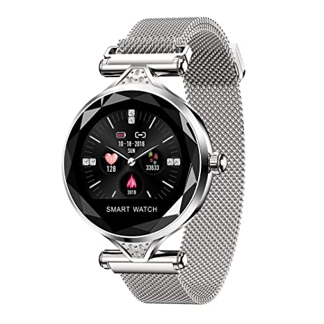 Amazon.com: Peodelk H1 IPS HD Color Screen Pulsera ...