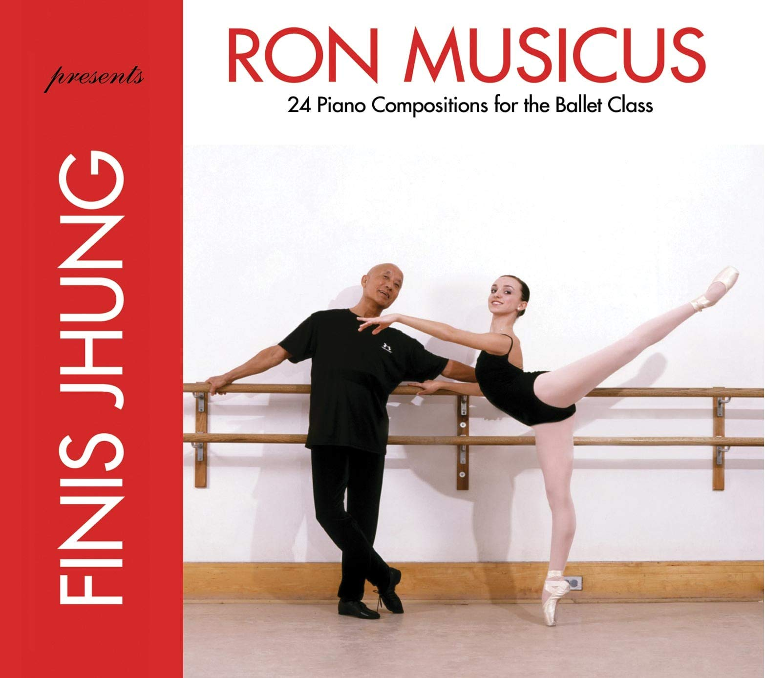 Ron Musicus: 24 Piano Compositions for the Ballet Class by