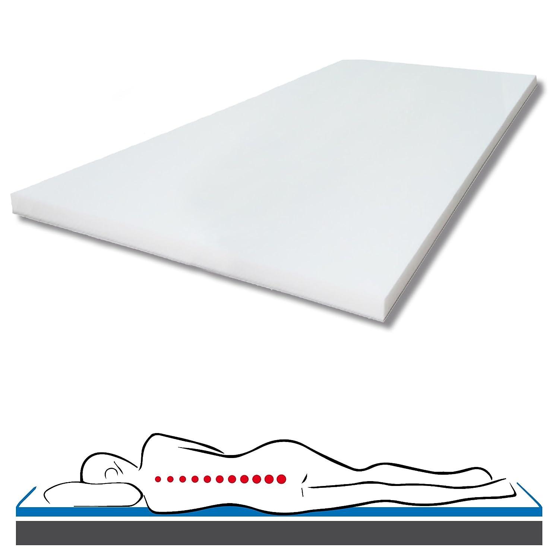 ARBD ARBD ARBD Topper, Matratzenauflage, Kaltschaum, 7cm - XL10cm - XL Wave 10cm - XXL Rave 12cm, Alle Größen - Schlafen Wie auf Wolken H2 + H3 … (H3-7cm, 180x200) ed00cc
