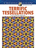 Creative Haven Terrific Tessellations Coloring Book (Creative Haven Coloring Books)