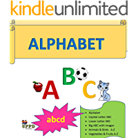 ABC Alphabet for Kids Book: Picture Books Collection for Early Learning - ABC Alphabets for Pre-School