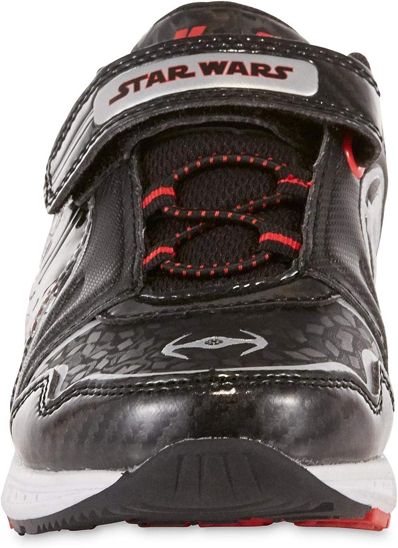 Lucasfilm Boys Star Wars Darth Vader Light-Up Sneaker