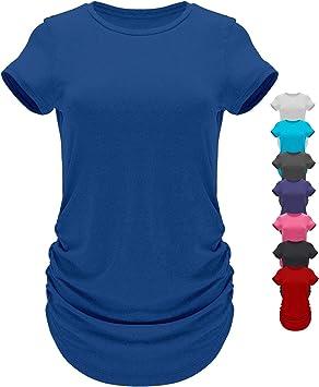 GO HEAVY - Camiseta deportiva multifunción para mujer: Amazon.es: Ropa y accesorios