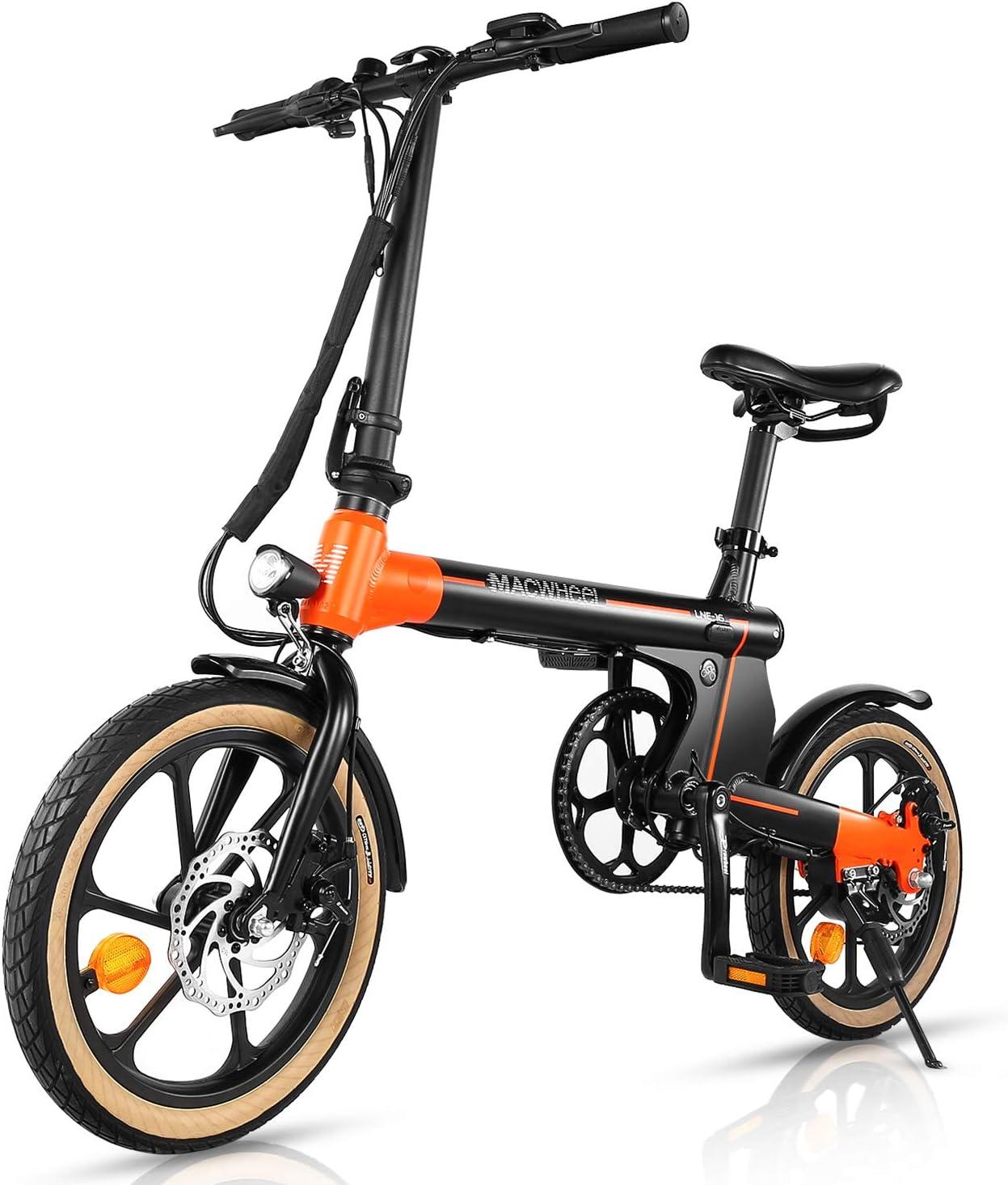 Macwheel Portable Folding Electric Bike