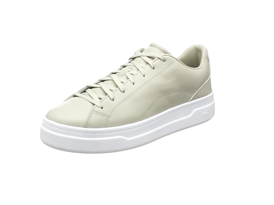 CARE OF by PUMA Sneaker da donna basse con zeppa in pelle