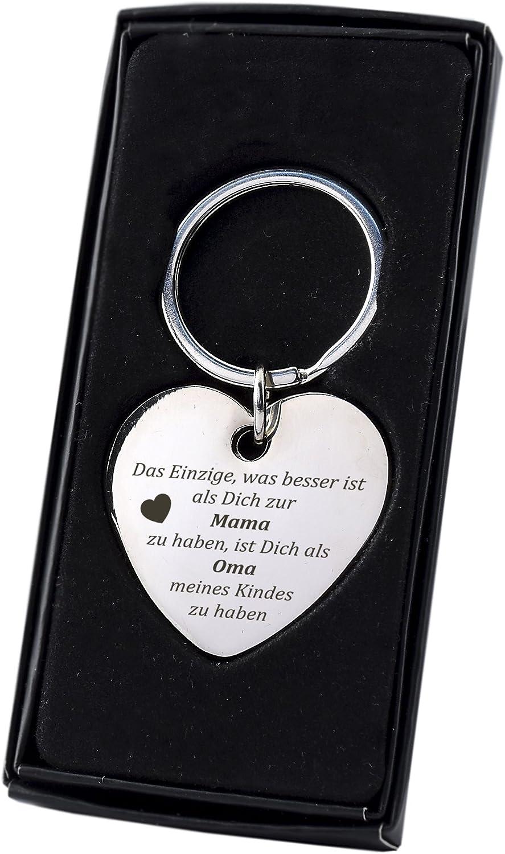 Lieblings Mama Oma Papa Opa Schlüsselanhänger Geburstag Geschenk Muttertag
