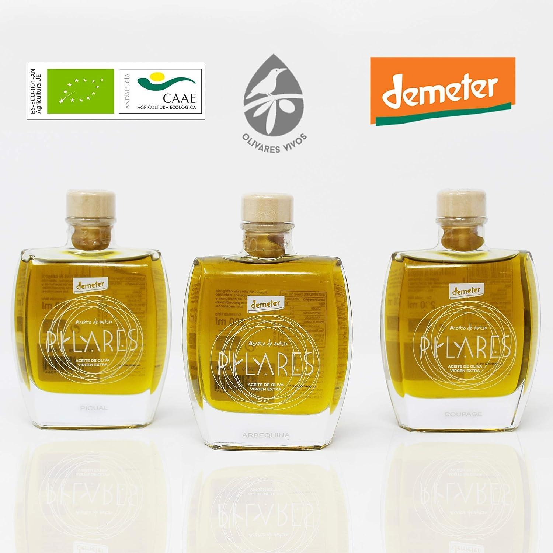 Aceite de oliva de autor | Virgen extra ecológico biodinámico ...