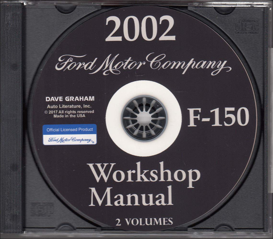 2002 ford f150 lariat owners manual