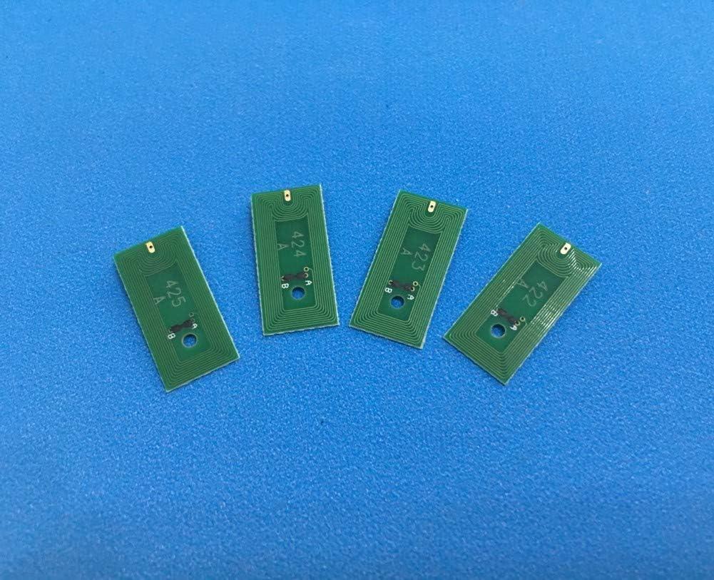 10Sets ein Zeit Verwendung Chip für Primera Lx900 Rx900 Label Printer - C/Y/M/Bk