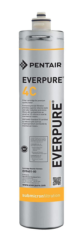 Everpure 4C - Cartouche filtrante de rechange pour eau EV9601-00